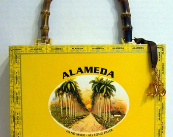 Alameda Cigar Box Purse