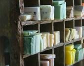 Etsy Handmade Soaps Custom 3 pack