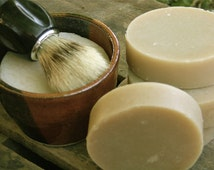 Bay Rum and Lime  Shaving Soap 3 Pack