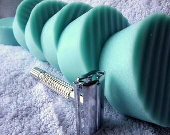 Cool Water Shaving Soap Handmade Soap Shave or Bath Bar