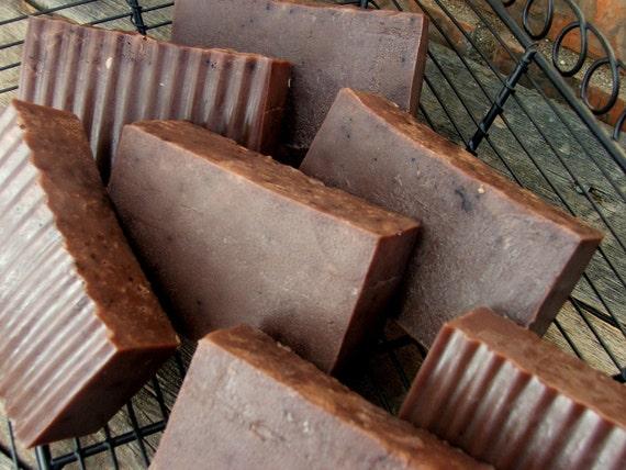 Hazelnut Cappuccino handmade soap