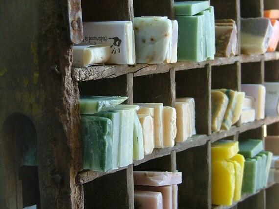 Handmade Soap Custom 5 pack