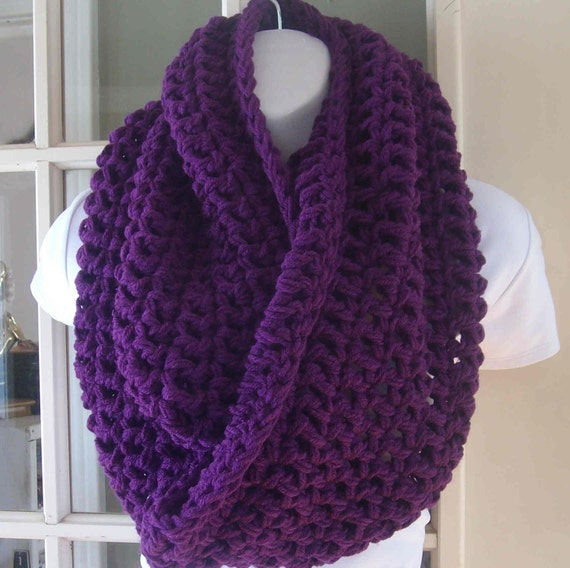 Reserved for Christy  infinity cowl scarf neckwarmer and cable slouch hat set