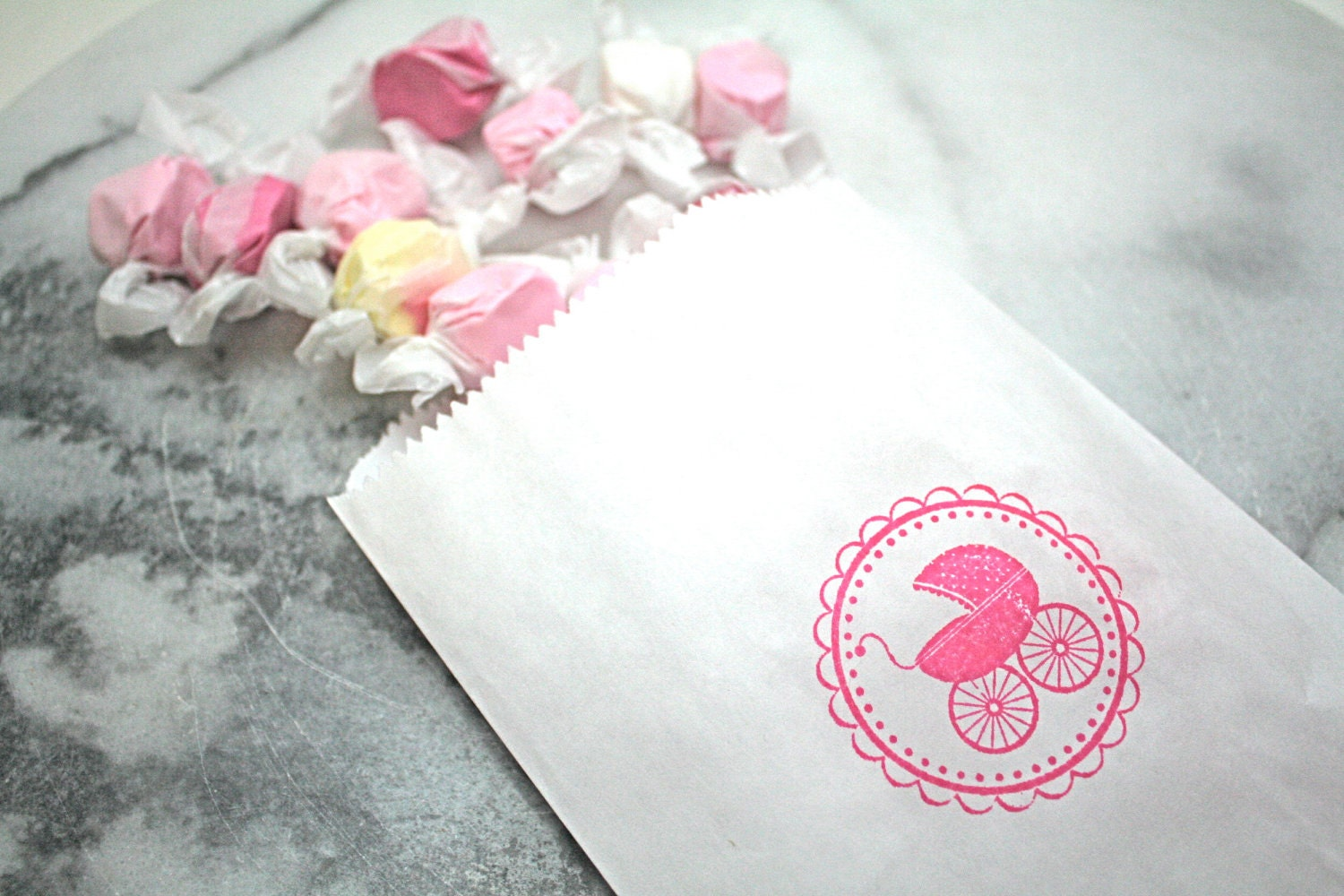 similar to baby shower candy bags kraft favor bags candy buffet bags