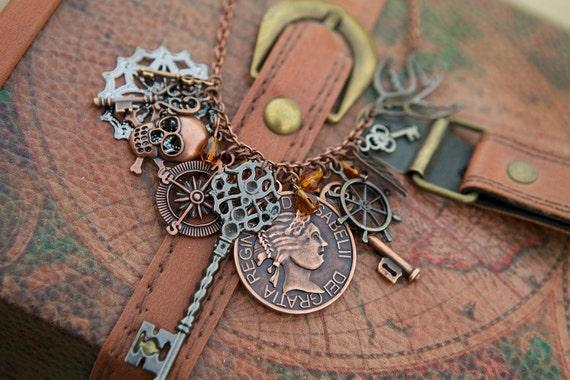 CURSED TREASURE -  Necklace