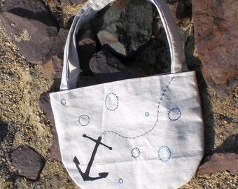 CLEARANCE, Anchors away purse