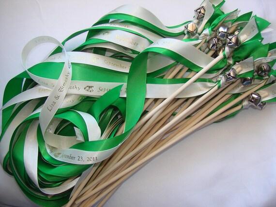 Wedding Wands: Custom Listing for Emily