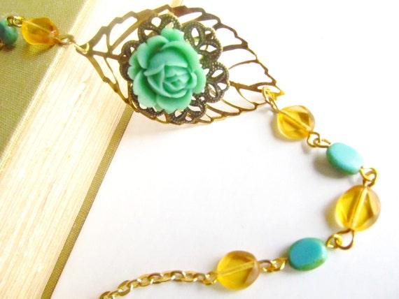 Beautiful Resin Necklace