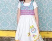 SALE- Ruth n' Ruby Dress Pattern by Kati Cupcake, FREE SHIPPING