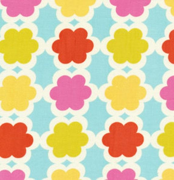 Kumari Garden Fabric, Tarika in Gem by Dena Designs for Free Spirit- 1 yard