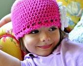 Best Little Girl Cloche
