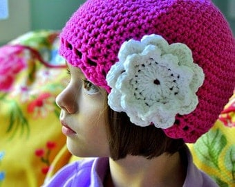 Best Little Girl Cloche Crochet Pattern