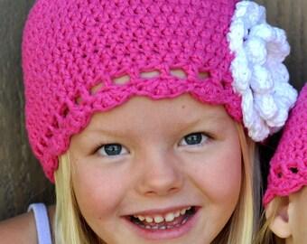 Best Little Girl Cloche Crochet Pattern