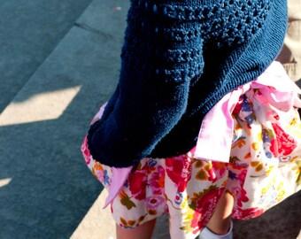Sewing Pattern Apron Skirt: Dirndl Skirt for Girls (PDF) (INSTANT DOWNLOAD, ePattern)