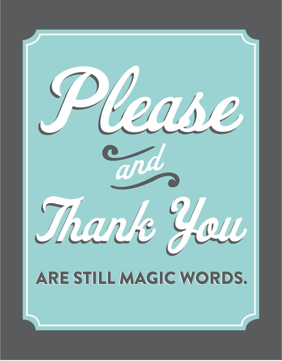 Please and Thank You Print (2)