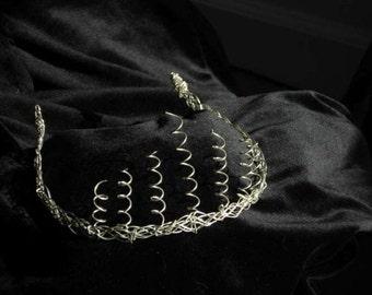 spiral tiara