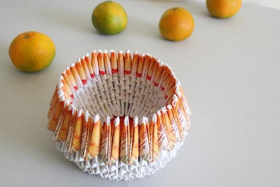 Citrus blossom bowl