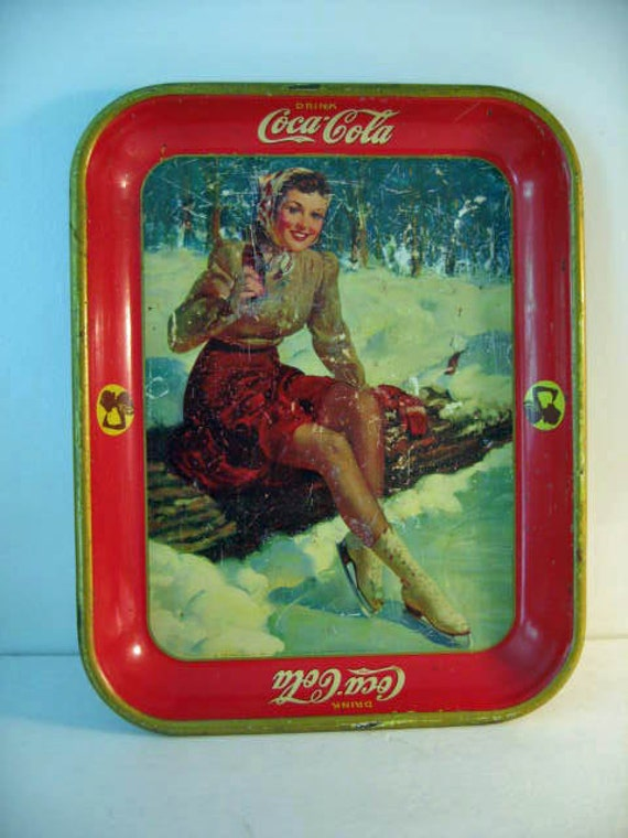 Coca Cola Trays - Greatest Collectibles