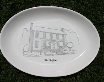 Custom House Platter