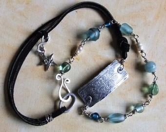 Water Faerie Bracelet