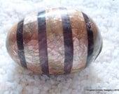 Vintage Egg , Violet Oyster, Brown Lip Shel