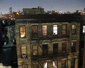 Ludlow St. (NYC)  - 8x10 fine art photographic print