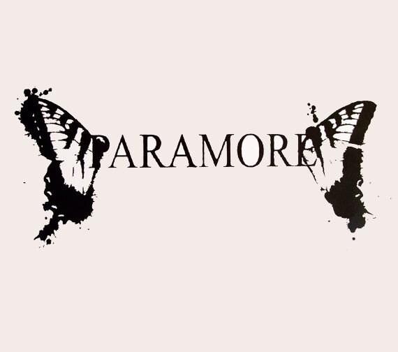 paramore band logo - photo #12