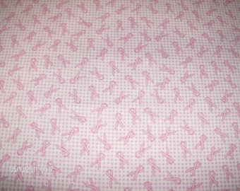 REDUCED PRICING: Breast Cancer Awareness Surgical Scrub Top / X Small - XX Large