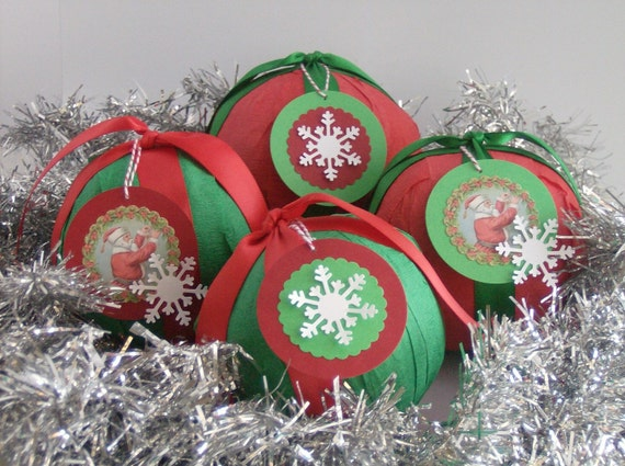 Surprise Ball- Christmas Holiday