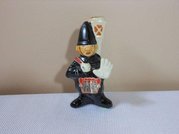 The Drioli Liquor Company British Policeman Bobby Bottle