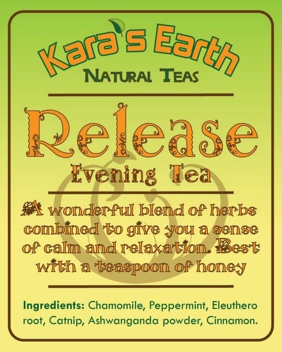Release -Evening Relaxation Herbal Tea