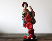 Vintage Nishi Doll.  Japanese Geisha.