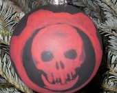 XBOX360 Gears of War Christmas Holiday Ornament