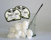 Absinthe Sugar Cubes - 6 Bags of Four Skulls