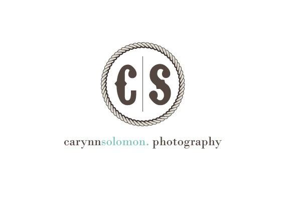 SALE Custom Logo  -  PreDesigned PreMade Logo CARYYN