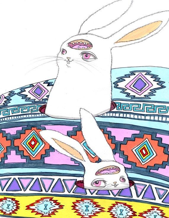 Native Bunnies