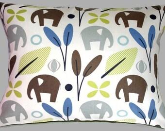 Jungle Boy Accent Pillow