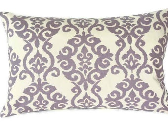 Luminary Lavender Accent Pillow