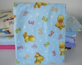 Special Order for Anna duckies flannel and Winnie cotton