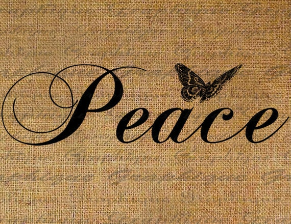 items similar to peace word butterflies butterfly text script digital image download sheet