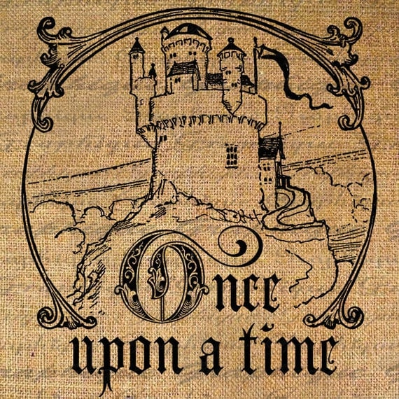 Once Upon A Time Words