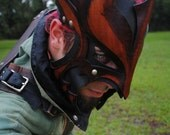 Leather Great Dragon Mask 2.0