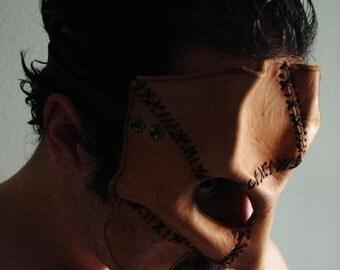 Phantom of the Post-Apocalyptic Opera Mask