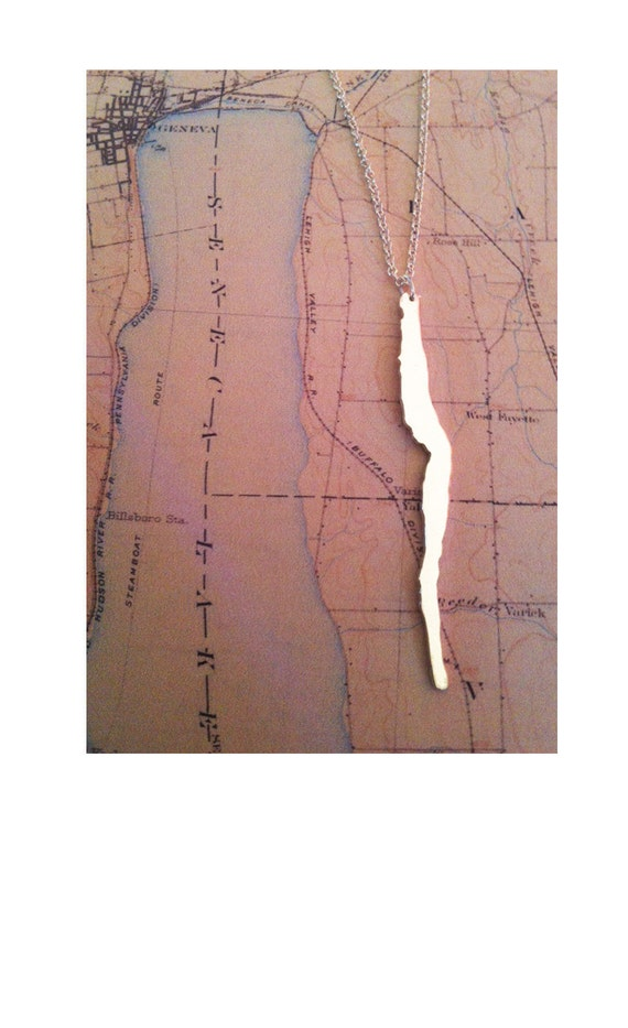 Seneca Lake Necklace