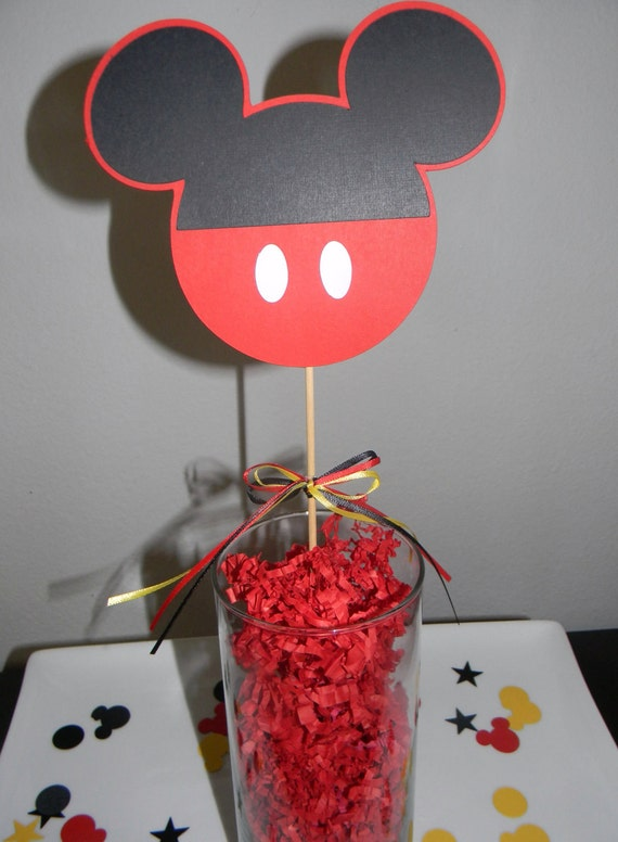 Mickey Mouse Table Set