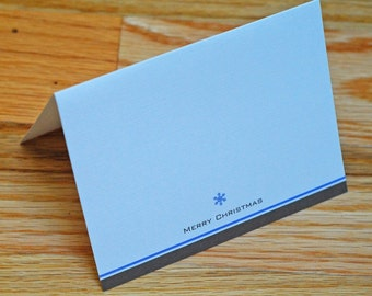 Snowflake- Notecards (Set of 15)
