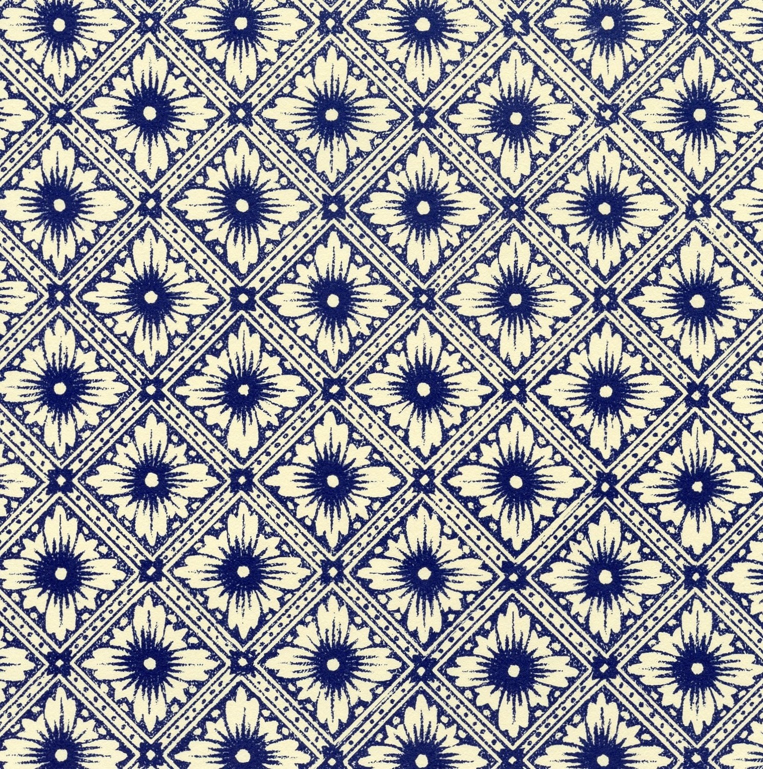 Scrapbooking 12x12 italian decorative papers three gothic blue for Decorative paper