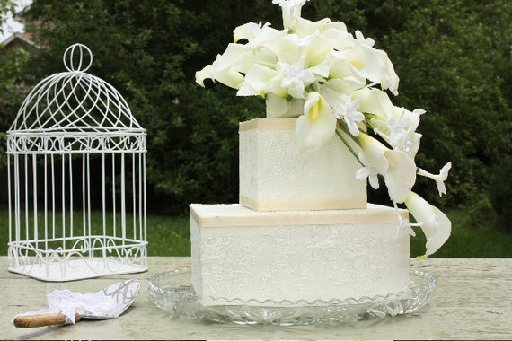 Calla Lily Flower Cake Topper
