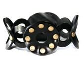 Circle rubber bracelet l