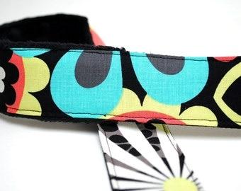 DSLR Camera Strap - Gifts for Photographer Gift - Padded Camera Strap - Camera Neck Strap - Camera Accessories - Nikon Strap - Mod Medley